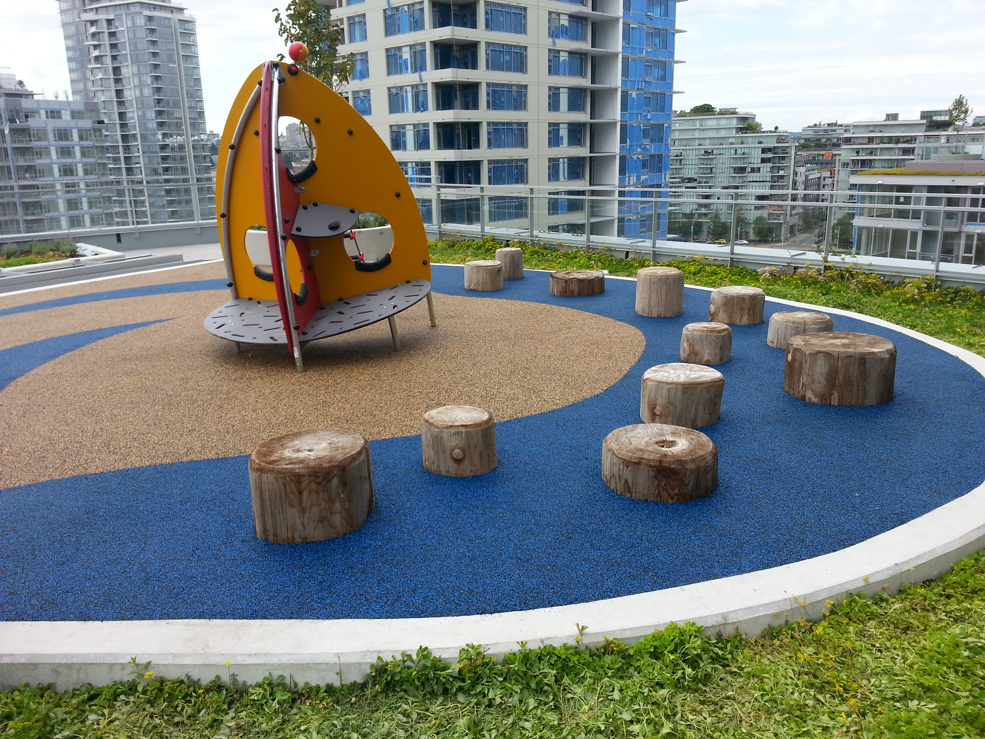 Playground Surfaces And Accessories