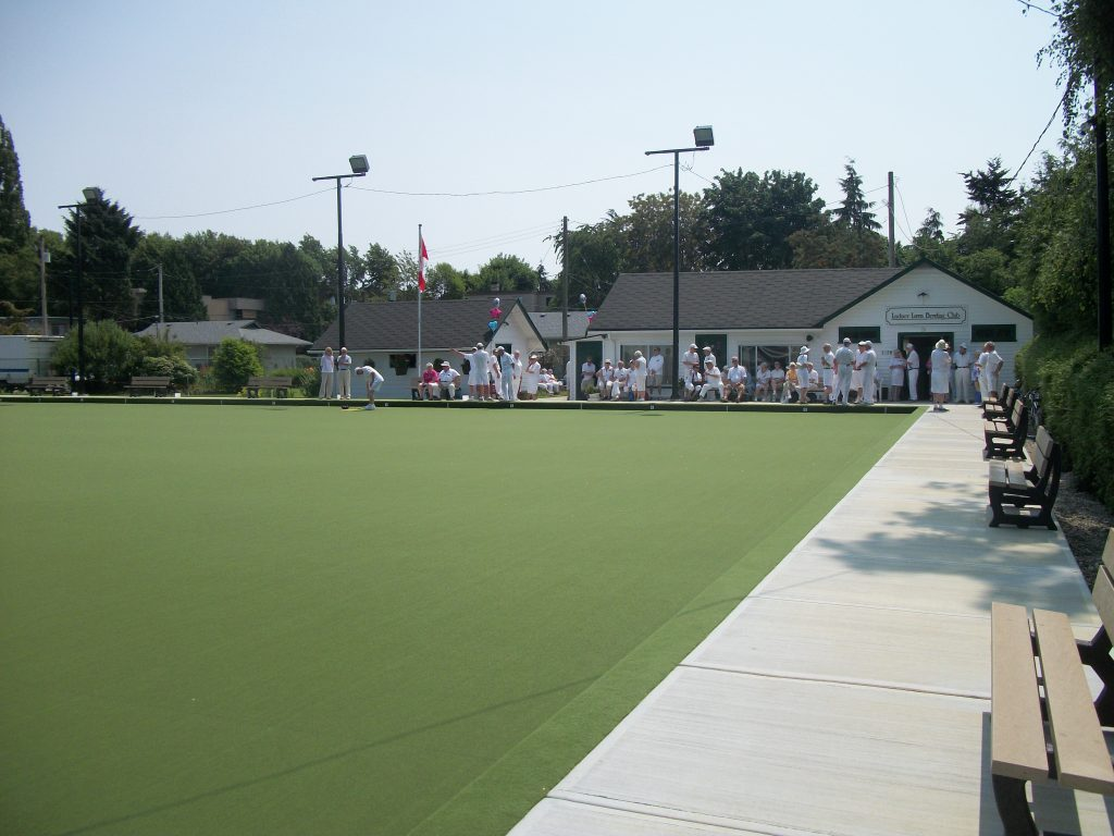 Ladner Lawn Bowling