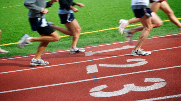 Marathon Surfaces Running Track Surface