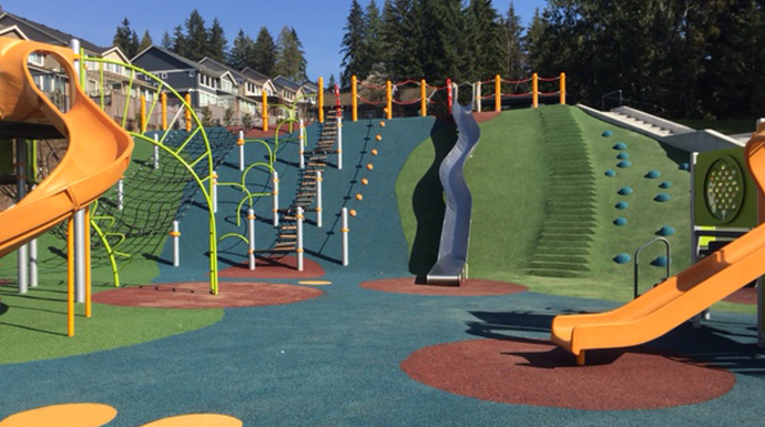 Marathon Surfaces Recycled Athletic Surfaces