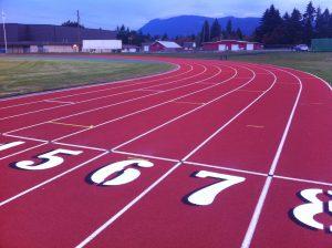 Bob Dailey Stadium Running Track