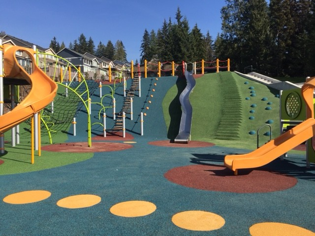 Playground Surfacing Marathon Surfaces