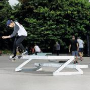 skateboard ramp 1