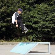 skateboard ramp 2