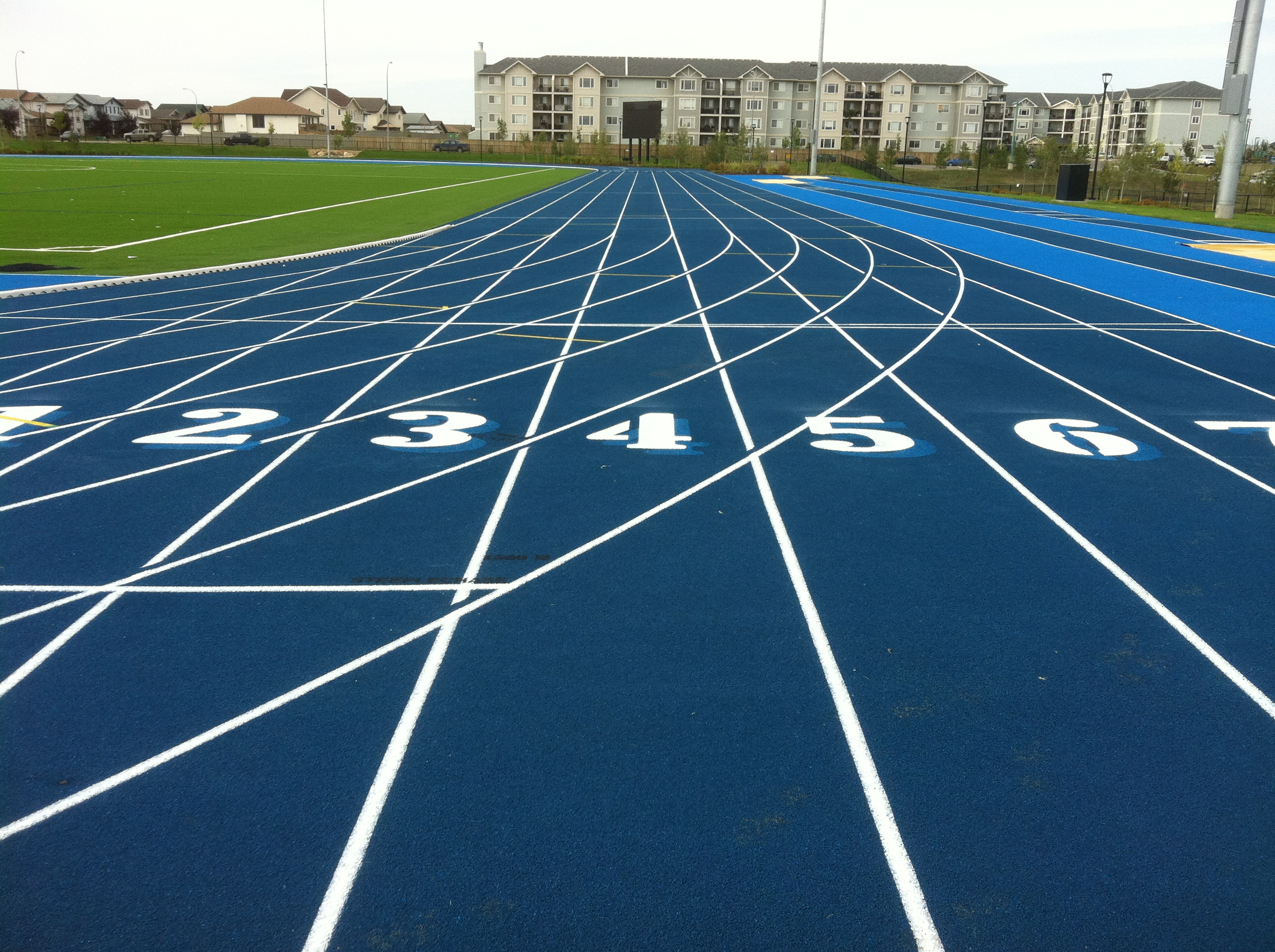 Running Tracks: Seal Flex, Spurtan and Rekortan Surfaces ...