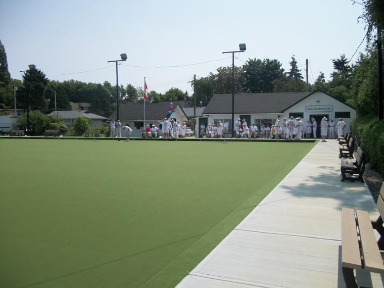 Lawn Bowling Greens