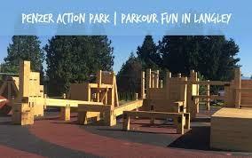 Penzer Park, Langley