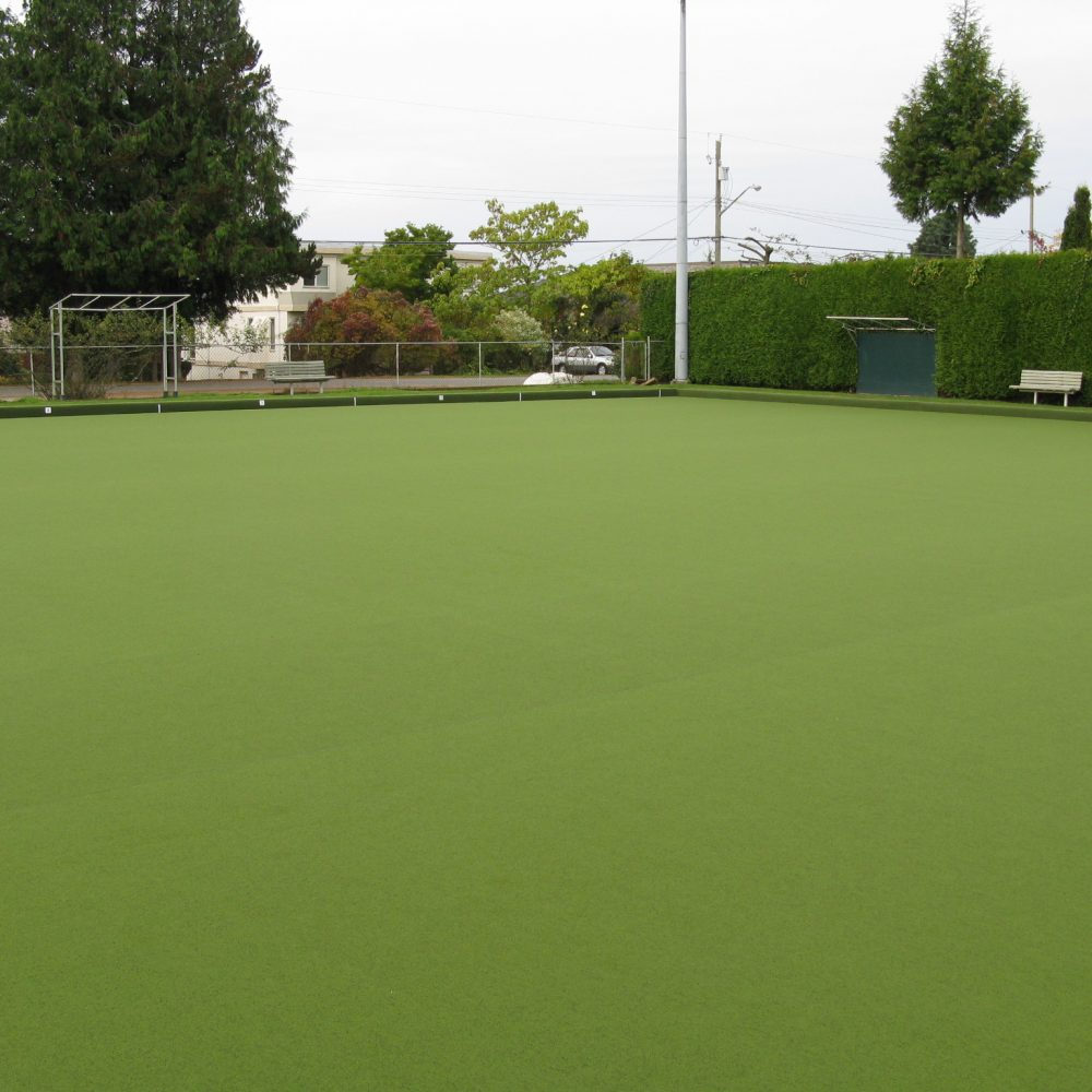 Recycled Rubber Athletic Surfacing