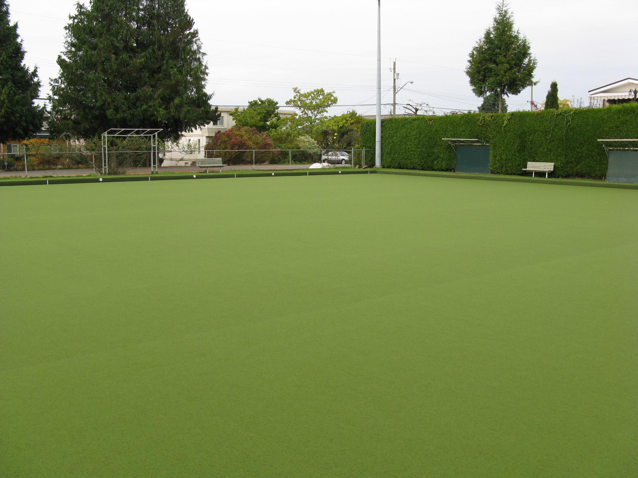 Lawn Bowling Greens - Marathon Surfaces