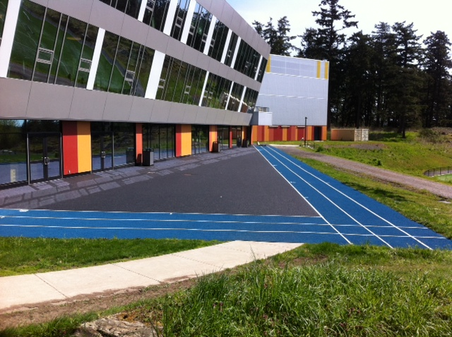 Fitness and Athletic Training Surfaces