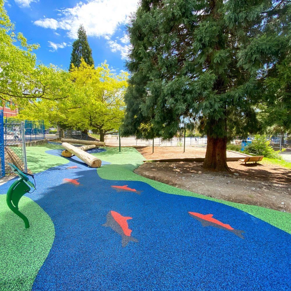 Ridgeway Elementary - North Vancouver